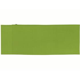 Sea to Summit Silk/Cotton Travel Betræk Traveller med pude, grøn